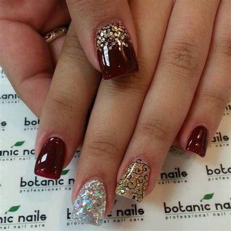 imagenes de uñas acrilicas botanic nails m 225 s de 1000 ideas sobre u 241 as acrilicas rojas en pinterest