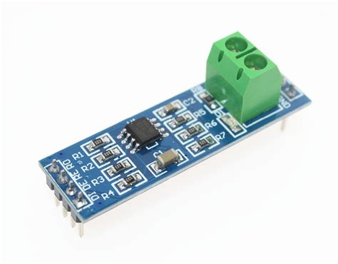 integrated circuit module max485 module rs 485 ttl to rs485 max485csa converter module for arduino integrated circuits