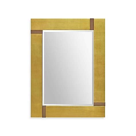 30 by 40 inch mirrors buy ren wil 30 inch x 40 inch marilyn rectangular mirror