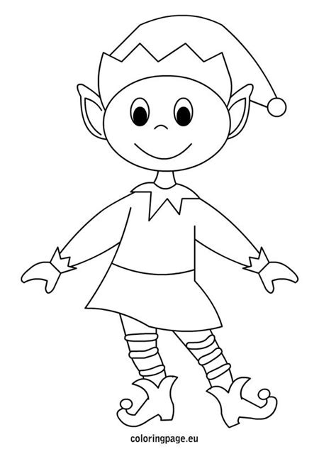 printable elf face 1677 best coloring pages images on pinterest coloring