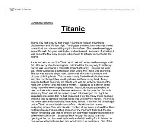 titanic film review essay titanic essay titanic essays titanic essay thesis titanic