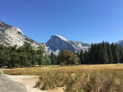 Yosemite Valley Floor Tour by Glacier Point And Bridalveil Falls From Valley Floor