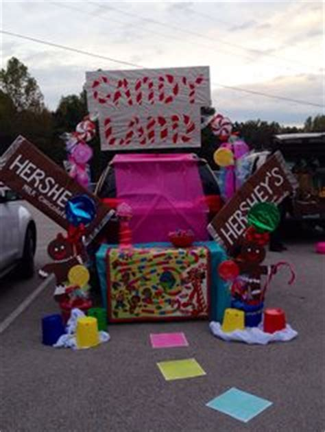 candyland pugs ohio land trunk or treat proud of my creation just for