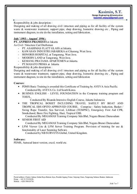 Cv Java Design Sentosa Tangerang | kasimin cv