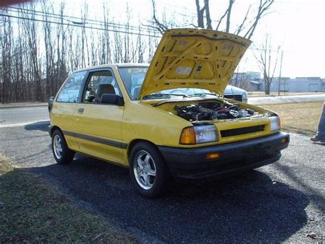how to learn about cars 1990 ford festiva instrument cluster dbracing 1990 ford festiva specs photos modification info at cardomain