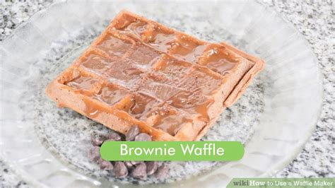 other usues for a waffle maker 3 ways to use a waffle maker wikihow