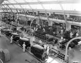 Chevrolet Assembly Line 03 Gm Exhibition Assembly Line Highland Park