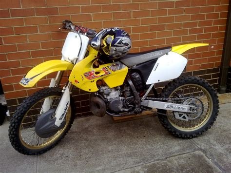 2000 Suzuki Rm 250 Urgent Sale Suzuki Rm250 2000 Model For Sale Other