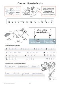 letter writing conventions australia handwriting conventions qld year 4 teachers 4