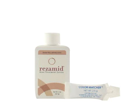 Viodi Acne Lotion by Rezamid Acne Treatment Lotion Lovelyskin
