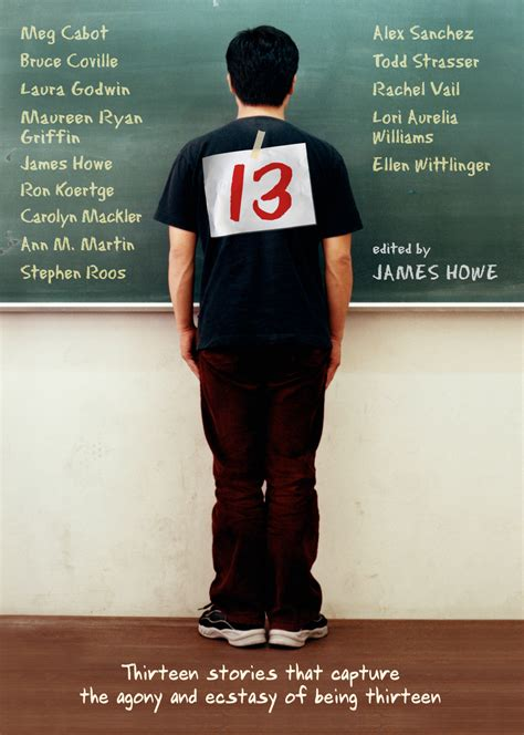 title 13 books 13 book by howe official publisher page simon