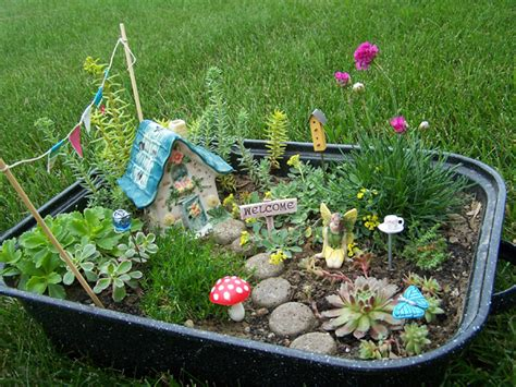 Great Small House Plans by Unleash Your Imagination Magical Fairy Garden Designs