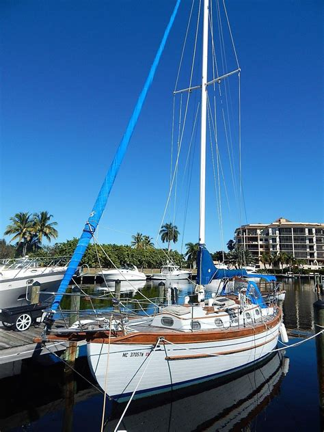 boat financing ta fl 1979 used ta shing baba 35 sloop sailboat for sale