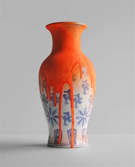 Spray Paint Vase by Wys Chad Graphic Design Illustration The List