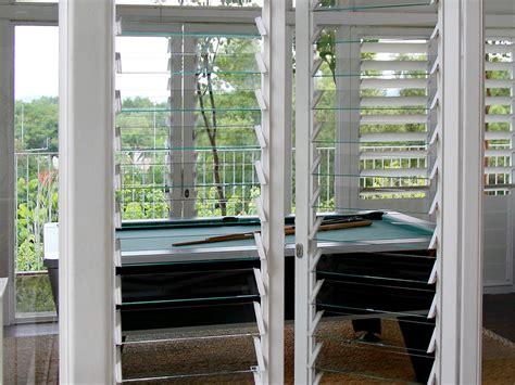 Glass Louver Doors Using Louvre Windows In Doors Australia
