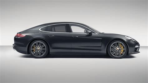 porsche panamera turbo 2017 2017 porsche panamera revealed the four door porsche we