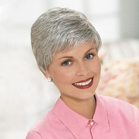 cancer society wigs with short hair look for men cancer patients wigs chemo wigs short wigs gray wigs