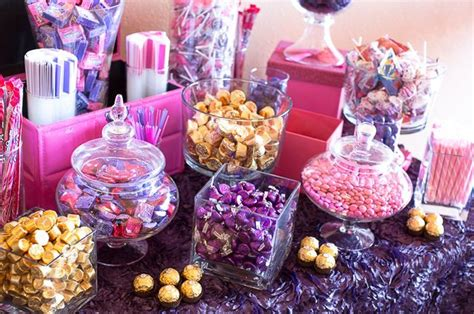 pink and purple buffet 15 awesome buffet ideas to candystore