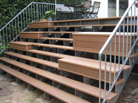 holztreppen geländer selber bauen dekor bauen treppe