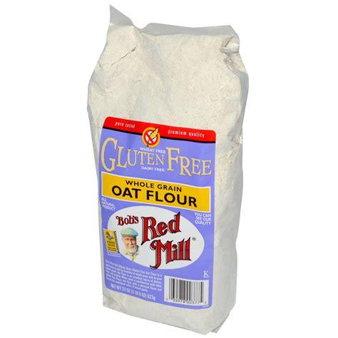whole grains oats gluten free bob s mill whole grain oat flour gluten free 22 oz