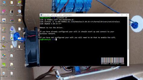 gambar format give setup tl wn725n di raspberry pi 2 lengkap dengan gambar