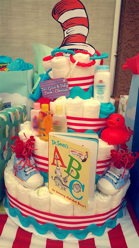 Dr Seuss Baby Shower Cakes by 11 Fascinating Facts About Dr Seuss