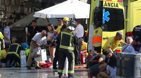Barcelona Attack | isis claim responsibility for barcelona vehicle attack