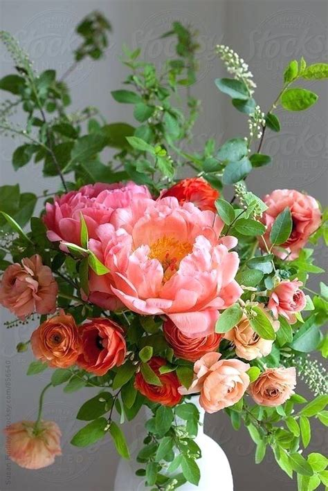 most beautiful flower arrangements beautiful flower arrangements for birthdays peach pink
