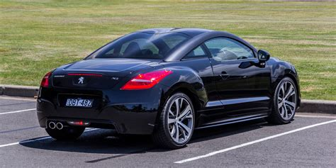 peugeot sedan 2016 price 2016 peugeot rcz review caradvice