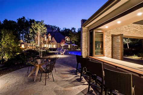 Landscape Lighting Services Outdoor Lighting Services In Pa Custom Turf