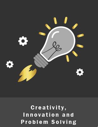 Creativity Hc Understanding Innovation In Problem Solving Creativity Innovation And Problem Solving