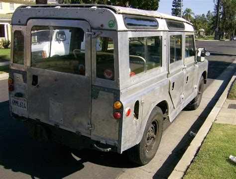 land rover mechanic los angeles 1962 land rover 109 the real deal 12 000 groosh s garage