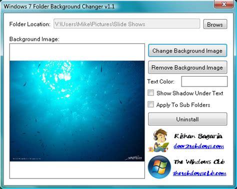 wallpaper for folder windows 7 windows 7 folder background changer 1 1 free download