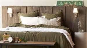 de lit tete de lit bois meubles fran 231 ais