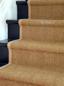 Jute Stair Runner by Gallery For Gt Sisal Carpet Stairs