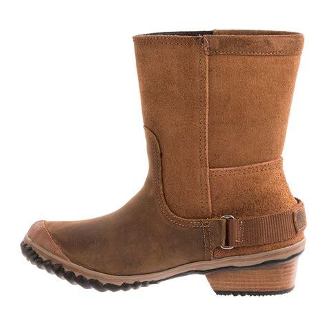 sorel boots sorel slimshortie boots for 8548d