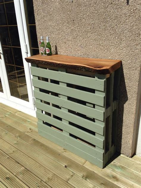 picket pallet bar diy ideas   home garden