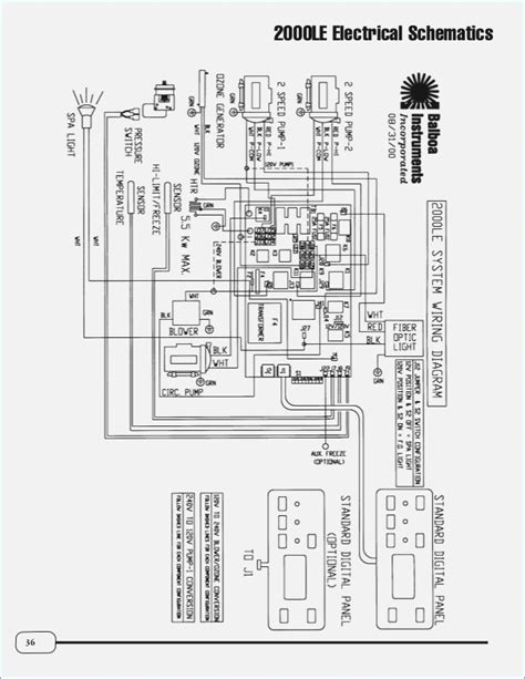balboa circuit board wiring diagram circuit free printable