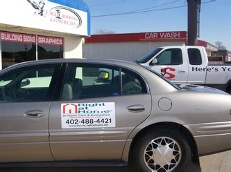 vehicle wraps lincoln ne vehicle magnets wraps in lincoln vehicle wrapping