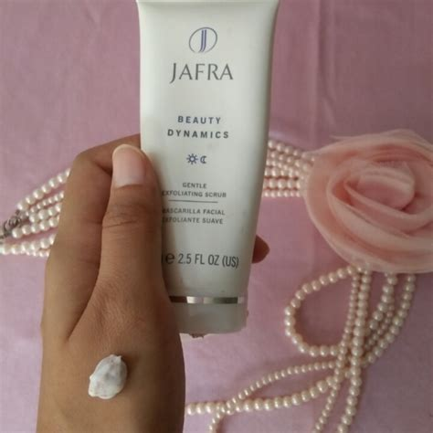 chocolicious review jafra gentle exfoliating scrub dan