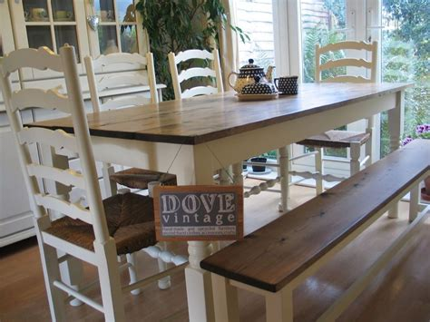 large dining table seats 8 large chunky pine board dining table 4 chairs bench seat 8