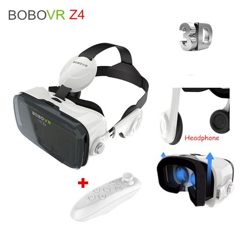 Vr Android bobovr z4 reality goggles mobile 3d glasses vr headset cardboard for iphone