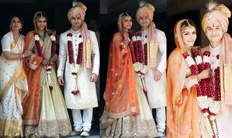 soha ali khan wedding pic bridal wear shaadi etyadi