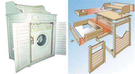 mobile bagno fai da te mobile lavatrice fai da te guida completa alla