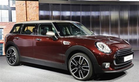 Mini Cooper India by Mini Clubman To Launch In India On 15 December India
