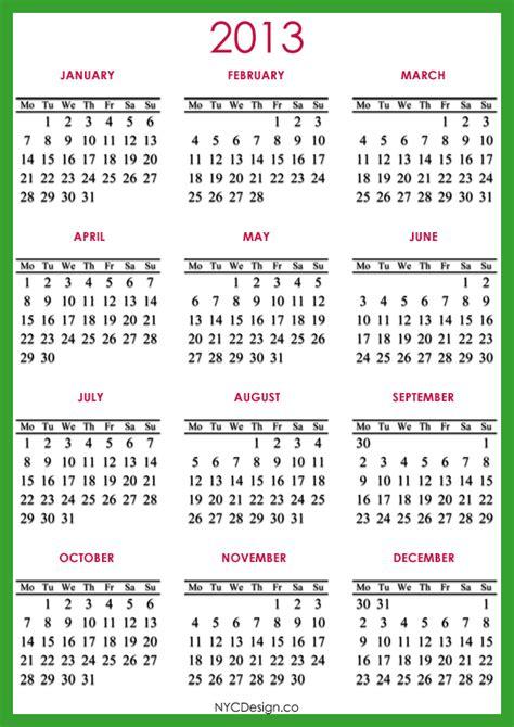 calendar design size calendar design size calendar template 2016