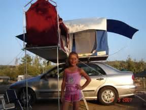 Awning Alternatives Roof Top Car Camper
