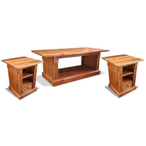 tuscan coffee table set