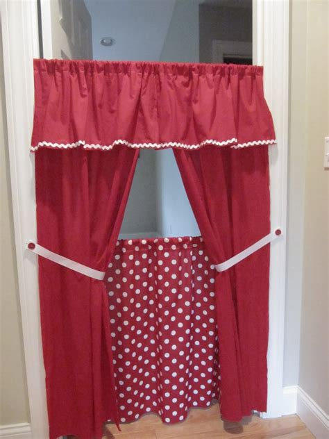 puppet show curtain sew many ways tool time tuesday doorway theater
