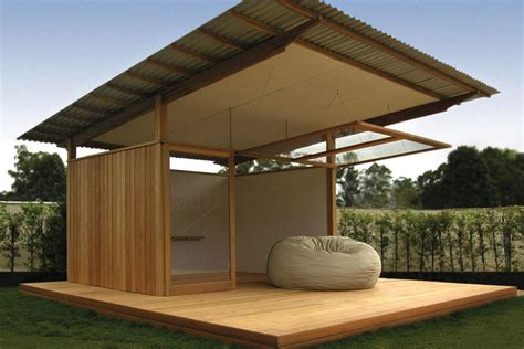 Backyard Cabin Ideas by Backyard Cabin Ideas Australian Handyman Magazine